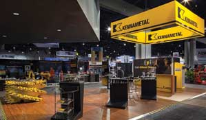 Kennametal mine expo 299